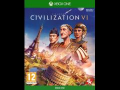 Sid Meier's Civilization Vi - Xbox One Game