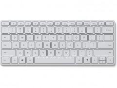 MICROSOFT Designer Compact Keyboard Bluetooth Glacier