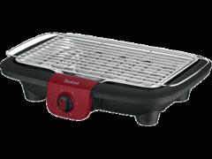TEFAL BBQ Easygrill Adjust Κόκκινο