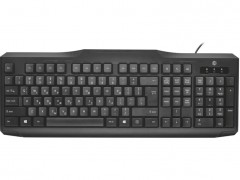 URBAN REVOLT Classicline Ενσύρματο Πληκτρολόγιο 21538 Black
