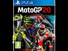 MotoGP 20 PlayStation 4