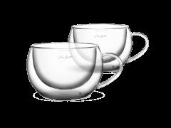 Lamart Σετ 2 Φλιτζάνια Για Cappuccino 270ml (lt9012)