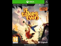 It Takes Two Xbox One
