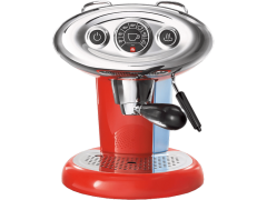 ILLY Francis X 7.1 Red μαζί με κάψουλες