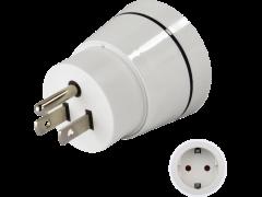 HAMA Travel Adapter Plug German-USA (121994)