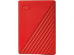 Hd Wd Passport 2tb 2,5 Usb 3.2 Red