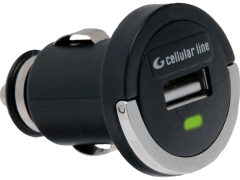 CELLULAR LINE CL Car Charger - (MICROCBRUSB)