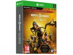 Mortal Kombat 11 Ultimate Edition Steelbook Xbox One