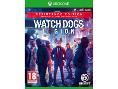 Watch Dogs Legion Resistance Edition D1 Xbox One