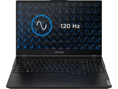 LENOVO LEGION5 15ARH05 Gaming Laptop AMD Ryzen 5-4600H / 16GB / 512GB SSD / GeForce GTX 1650 Ti 4GB