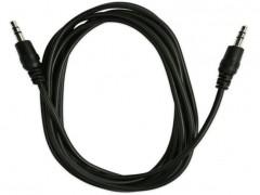 SBS Καλώδιο ήχου 3.5mm Jack M/M 1.8m Black