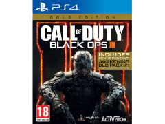 Black Ops 3 Gold Edition PlayStation 4