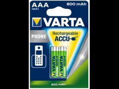 VARTA Phonepower Accu AAA 800 mAh - (12538)