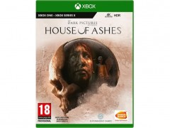 XBOX Series Game - The Dark Pictures Anthology House of Ashes