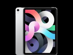 APPLE iPad Air 2020 64 GB Silver 4G+