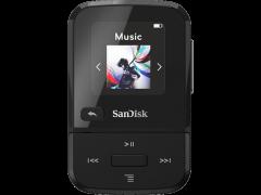 SAN DISK Clip Sport Go 32 GB Black