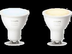 Έξυπνo Φωτιστικό Philips HUE GU10 Dual Pack