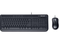 Microsoft Desktop 600 GR - Ενσύρματο - Μαύρο