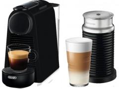 Delonghi Nespresso Essenza Mini Με Aeroccino En85bae Καφετιέρα Delonghi Black