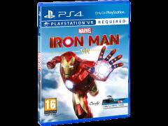 Marvels Iron Man VR PlayStation 4
