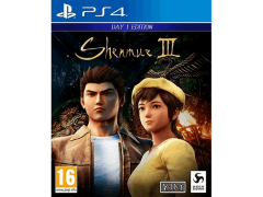 PS4 SHENMUE III D1 ED PlayStation 4