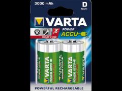 VARTA ACCU D 3000 mAh - (12826)