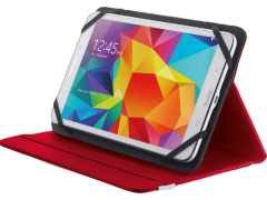 TRUST Primo Folio Case with Stand for 7-8 tablets Red - (20314)