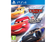 Cars 3 Driven to Win PlayStation 4