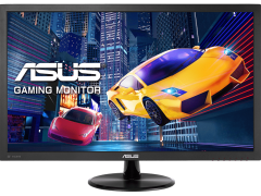 ASUS VP278QG – 27inch Full HD 1ms 75 Hz Gaming Monitor - FreeSync and Eye care