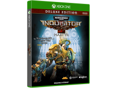 Warhammer 40.000 Inquisitor Martyr Deluxe Edition Edition Xbox One