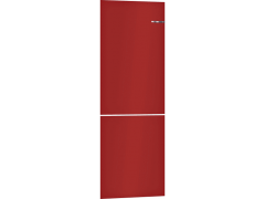 BOSCH Πρόσοψη KSZ1AVR00 cherry Red 186cm