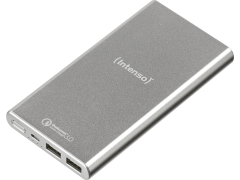 INTENSO Mobile Powerbank Q10000 Silver