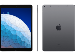 APPLE iPad Air 64GB Wi-Fi με Cellular Space Grey