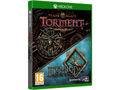 Plane scape Torment and Icewind Dale Xbox One
