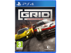 Grid Ultimate Edition PlayStation 4