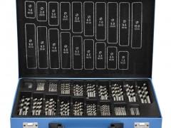 vidaXL Σετ Περιστρεφόμενα Τρυπάνια 170τμχ σε Μεταλλική Κασετίνα HSS