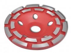 vidaXL Ποτηροειδής Διαμαντόδισκος Λείανσης Διπλής Σειράς 180mm