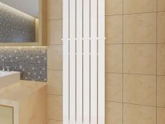 Κρεμάστρα πετσέτας για πάνελ θερ. + Πάνελ θέρμανσης λευκό