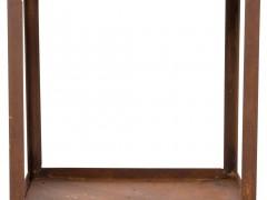 RedFire Ράφι Καυσόξυλων Hodr Χρώμα Σκουριάς 88519
