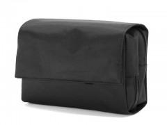 Νεσεσέρ Αναδιπλούμενο 24x2x20/50εκ. benzi 5501 Black (Ύφασμα: Polyester, Χρώμα: Μαύρο) - benzi - BZ-5501-black