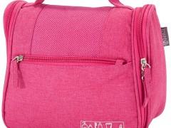 Νεσεσέρ Αναδιπλούμενο Polyester 18x10x21εκ. benzi 5327 Pink (Ύφασμα: Polyester, Χρώμα: Ροζ) - benzi - BZ-5327-pink