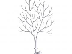 Σταντ για Κοσμήματα My Deer (Λευκό) - Qualy