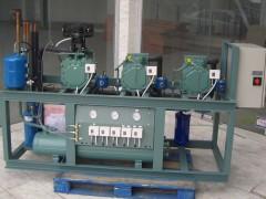 BITZER Multi 3x4TC-8.2Y (24HP) Κατάψυξης Παράλληλα Ψυκτικά Μηχανήματα