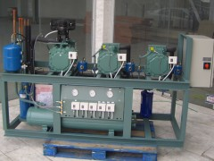 BITZER Multi 3x4H-25.2Y (75HP) Συντήρησης Παράλληλα Ψυκτικά Μηχανήματα