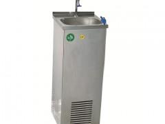 FrigoHellas OEM A-400 Ψύκτης Νερού Επιδαπέδιος Inox - 400Ποτήρια/Ώρα - 400x390x1020mm
