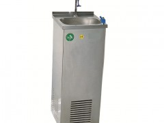 FrigoHellas OEM A-500 Ψύκτης Νερού Επιδαπέδιος Inox - 500Ποτήρια/Ώρα - 400x390x1020mm