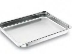 LACOR 66022 Λεκανάκια Gastronorm Διάτρητα GN 2/1 Διαστάσεις ΜxΠxΥ: 530x650x200mm