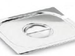 LACOR 66905F Καπάκι με Σχισμή για Λεκανάκια Gastronorm GN 2/3