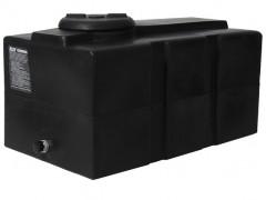 MAVIL 1-250 Δεξαμενές Πλαστικές Οριζόντιες 250Lit για Πατάρι - 960x535x440mm