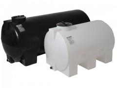 MAVIL 5-1000 Δεξαμενές Πλαστικές Κυλινδρικές Οριζόντιες 1000Lit - 2080x850x900mm